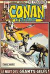 Cover for Conan le Barbare (Editions Héritage, 1972 series) #2