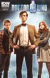 Cover for Doctor Who (IDW, 2011 series) #13 [Cover B]