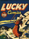 Cover for Lucky Comics (Maple Leaf Publishing, 1941 series) #v2#2