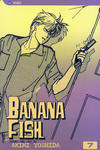 Cover for Banana Fish (Viz, 2004 series) #7