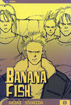 Cover for Banana Fish (Viz, 2004 series) #8