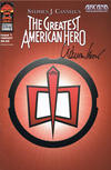 Cover for Greatest American Hero (Arcana, 2008 series) #1