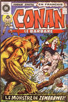 Cover for Conan le Barbare (Editions Héritage, 1972 series) #13