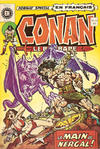 Cover for Conan le Barbare (Editions Héritage, 1972 series) #15