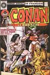 Cover for Conan le Barbare (Editions Héritage, 1972 series) #19