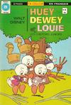 Cover for Huey, Dewey et Louie - Les Castors Juniors (Editions Héritage, 1980 series) #4