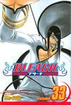 Cover for Bleach (Viz, 2004 series) #33