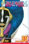 Cover for Bleach (Viz, 2004 series) #35