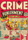 Cover for Crime and Punishment (Superior Publishers Limited, 1948 ? series) #1