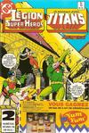 Cover for La Légion des Super Héros et les Nouveaux Jeunes Titans (Editions Héritage, 1984 series) #13