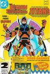 Cover for La Légion des Super Héros et les Nouveaux Jeunes Titans (Editions Héritage, 1984 series) #17