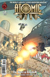 Cover for Atomic Robo and the Ghost of Station X (Red 5 Comics, Ltd., 2011 series) #3