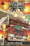 Cover for Atomic Robo and the Ghost of Station X (Red 5 Comics, Ltd., 2011 series) #4