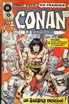 Cover for Conan le Barbare (Editions Héritage, 1972 series) #42