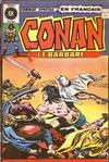 Cover for Conan le Barbare (Editions Héritage, 1972 series) #33