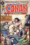 Cover for Conan le Barbare (Editions Héritage, 1972 series) #37