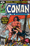 Cover for Conan the Barbarian (Marvel, 1970 series) #100 [Direct Edition]