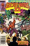 Cover for Secret Wars II (Marvel, 1985 series) #7 [Newsstand]