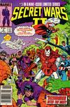 Cover for Secret Wars II (Marvel, 1985 series) #5 [Newsstand]