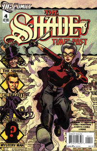 Cover Thumbnail for The Shade (DC, 2011 series) #4