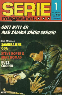 Cover Thumbnail for Seriemagasinet (Semic, 1970 series) #1/1980