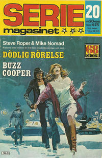 Cover Thumbnail for Seriemagasinet (Semic, 1970 series) #20/1980