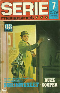 Cover Thumbnail for Seriemagasinet (Semic, 1970 series) #7/1979