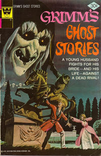 Cover Thumbnail for Grimm's Ghost Stories (Western, 1972 series) #34 [Whitman Variant]