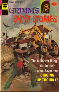 Cover Thumbnail for Grimm's Ghost Stories (Western, 1972 series) #33 [Whitman Variant]