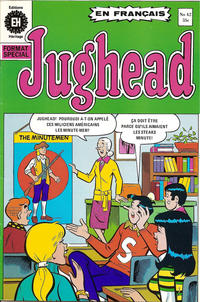 Cover Thumbnail for Jughead (Editions Héritage, 1972 series) #42