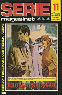 Cover Thumbnail for Seriemagasinet (Semic, 1970 series) #11/1983