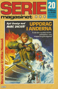 Cover Thumbnail for Seriemagasinet (Semic, 1970 series) #20/1983