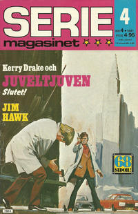 Cover Thumbnail for Seriemagasinet (Semic, 1970 series) #4/1981