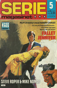 Cover Thumbnail for Seriemagasinet (Semic, 1970 series) #5/1981