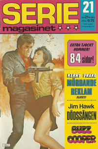 Cover Thumbnail for Seriemagasinet (Semic, 1970 series) #21/1981