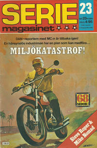 Cover Thumbnail for Seriemagasinet (Semic, 1970 series) #23/1980
