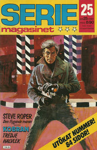 Cover Thumbnail for Seriemagasinet (Semic, 1970 series) #25/1984