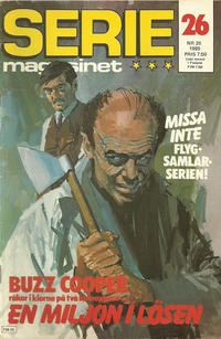 Cover Thumbnail for Seriemagasinet (Semic, 1970 series) #26/1985