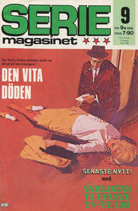 Cover Thumbnail for Seriemagasinet (Semic, 1970 series) #9/1986