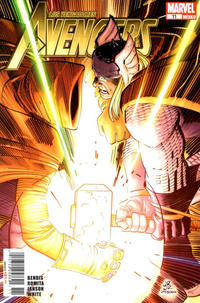 Cover Thumbnail for Los Vengadores, the Avengers (Editorial Televisa, 2011 series) #11