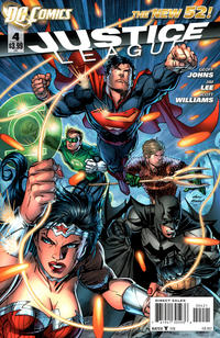 Cover Thumbnail for Justice League (DC, 2011 series) #4 [Andy Kubert Variant]