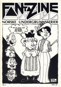 Cover Thumbnail for Fantazine (U-FISK forlag, 1993 series) #4
