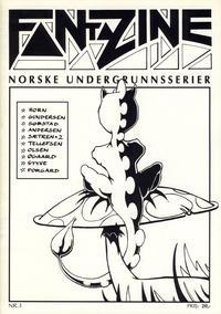 Cover Thumbnail for Fantazine (Strek Forlag, 1992 series) #3