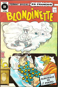 Cover Thumbnail for Blondinette (Editions Héritage, 1975 series) #9