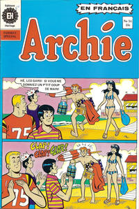 Cover Thumbnail for Archie (Editions Héritage, 1971 series) #54