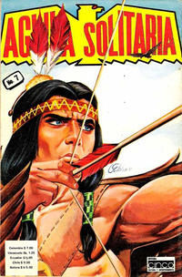 Cover Thumbnail for Aguila Solitaria (Editora Cinco, 1976 ? series) #7