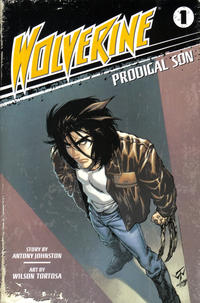 Cover Thumbnail for Wolverine: Prodigal Son (Random House, 2009 series) #1