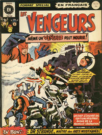 Cover Thumbnail for Les Vengeurs (Editions Héritage, 1974 series) #11