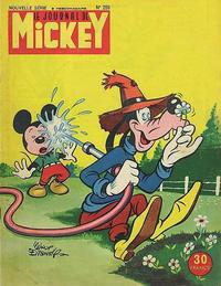 Cover Thumbnail for Le Journal de Mickey (Hachette, 1952 series) #259