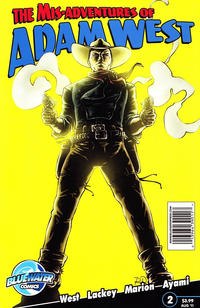 Cover Thumbnail for The Mis-Adventures of Adam West (Bluewater / Storm / Stormfront / Tidalwave, 2011 series) #2